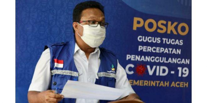 Info Covid Aceh