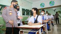 Tinjau Serbuan Vaksin di Kalbar, Kapolri Tekankan Penguatan Prokes dan Percepatan Vaksinasi – Polresta Banda Aceh