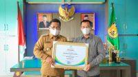 Wali Kota Terima Penghargaan Dari KPPPA RI